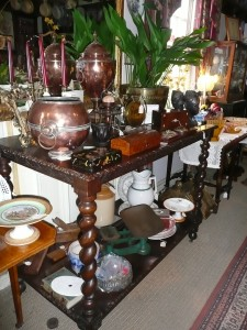 Buying Antiques