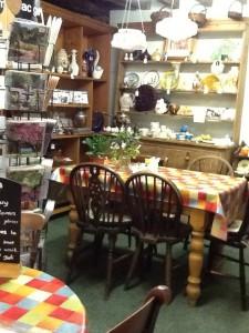 Antique tea shop Essex